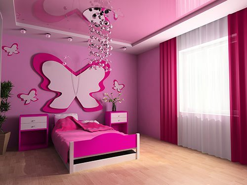Best Girl S Bedroom Decorating Creative Ideas Themes With Pictures