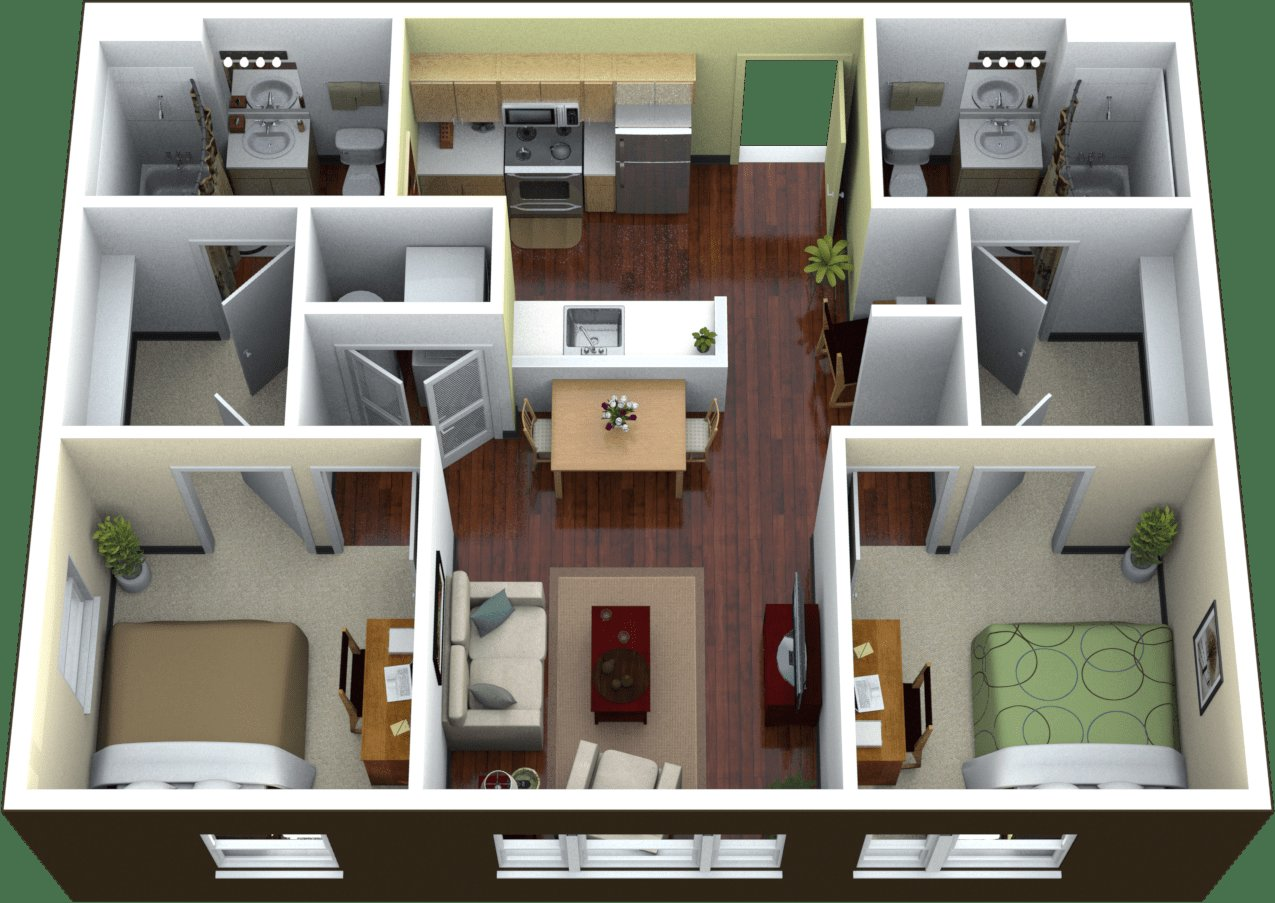 Best The Continuum Uf Apartments Graduate Student Housing Gainesville Apartments With Pictures