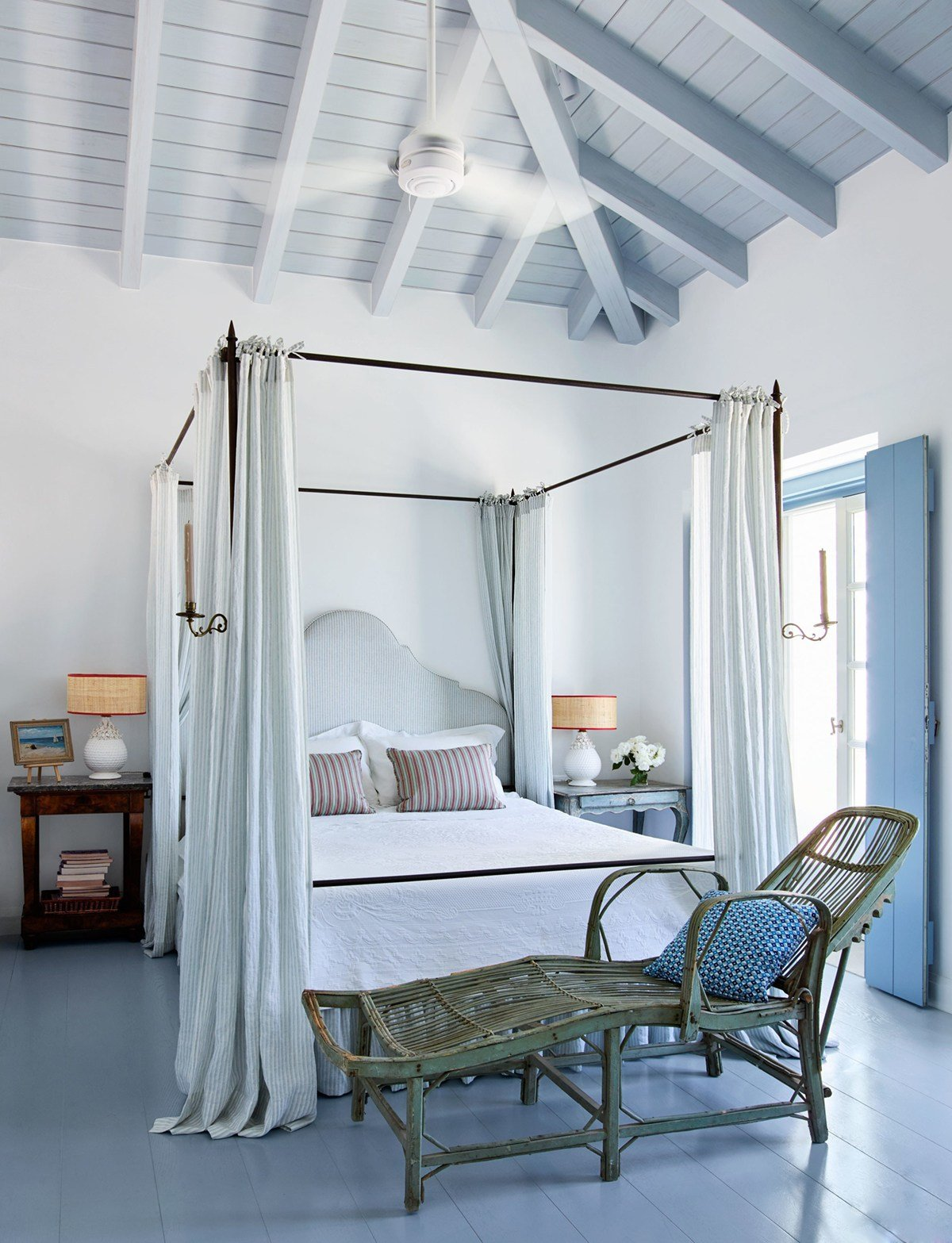 Best House Tour Refined Relaxed Style In The Greek Islands With Pictures