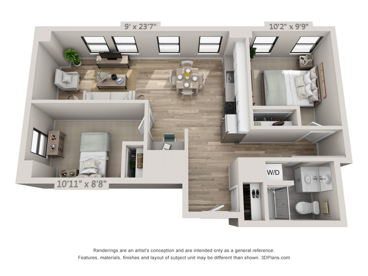 Best Apartments In Center City Philadelphia Modern Apartments With Pictures