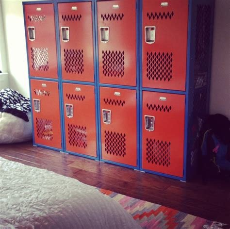 Best New Gym Locker Arrives In Virginia Teenager S Bedroom With Pictures