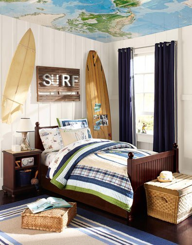 Best Surfs Up Surfer Boy Bedroom Ideas With Pictures