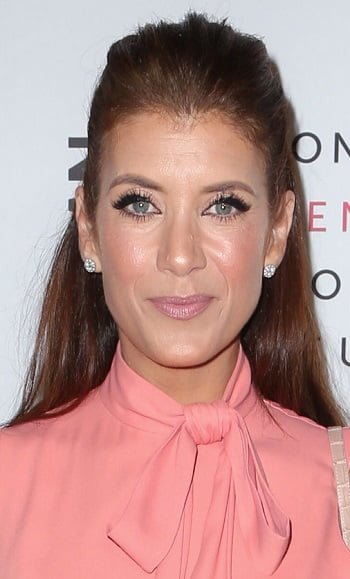 Free Hairstyles Kate Walsh Long Pulled Back Hairstyle Wallpaper