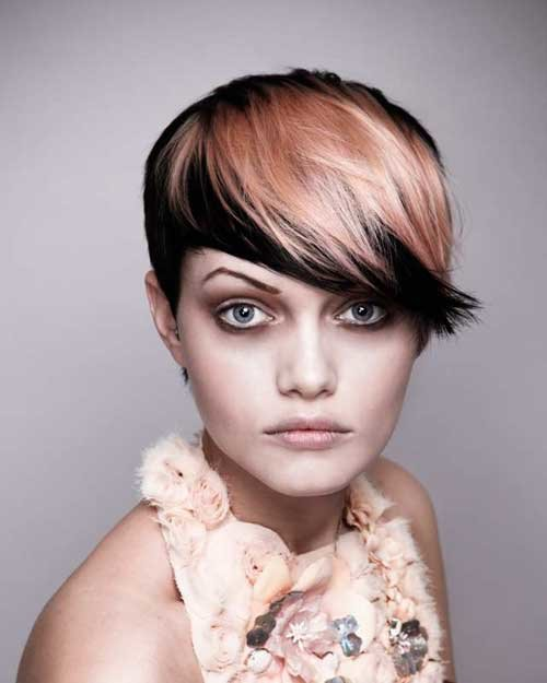 Free Best Hair Color For Short Hair Short Hairstyles 2018 Wallpaper