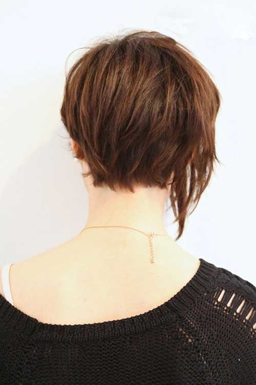 Free 15 Best Back View Of Bob Haircuts Short Hairstyles 2017 Wallpaper