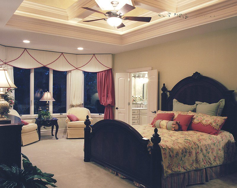 Best Custom Master Bedrooms Drawn By Studer Residential Designs With Pictures