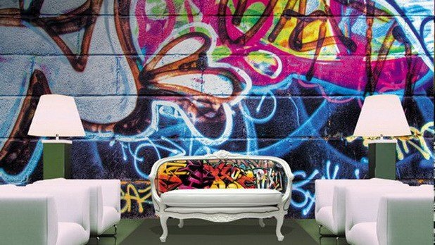 Best Graffiti Decorating Ideas For A Very Cool T**N Bedroom Look Stylish Eve With Pictures