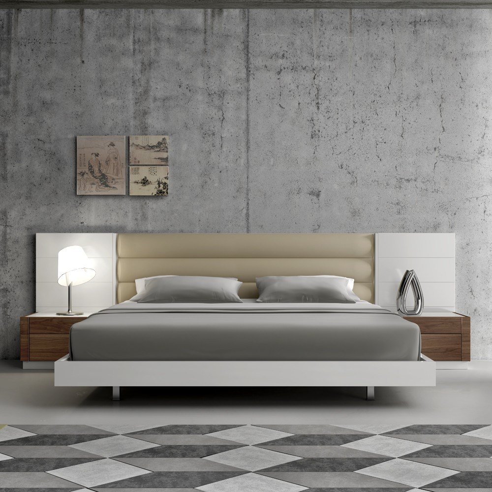 Best Lisbon Modern Bedroom Set With Pictures