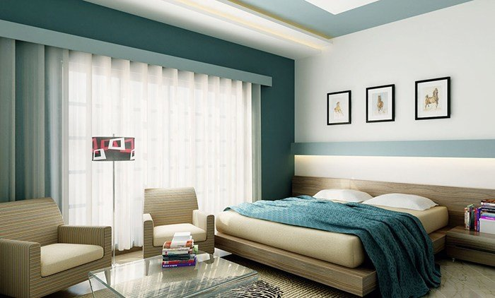 Best Waking Up Well Rested May Depend On The Color Of Your Bedroom Walls Sensational Color With Pictures