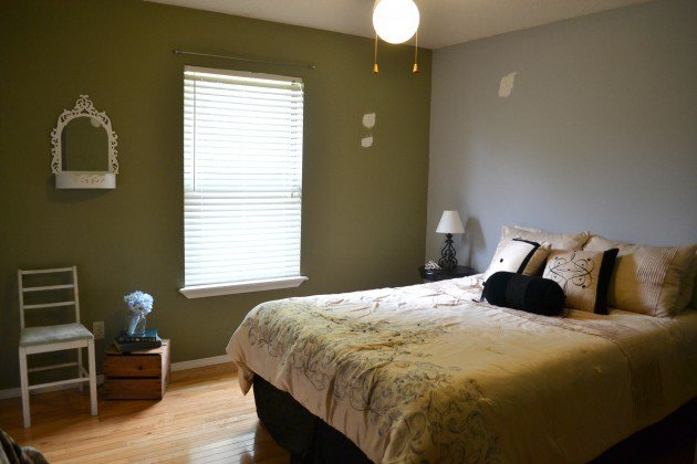 Best Guest Bedroom Mini Makeover With Pictures