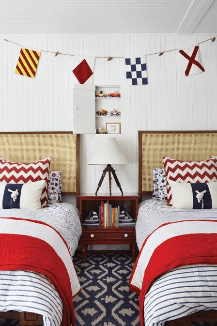 Best Darling Boys Nautical Bedroom Design Simplified Bee With Pictures