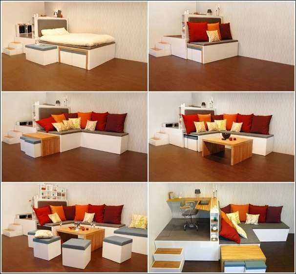 Best Amazing Small Bedrooms Space Saving Dresser Small Bedroom With Pictures