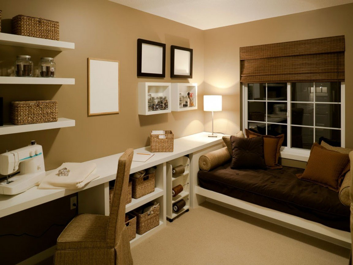 Best Bedroom Decor Inspiration Small Guest Bedroom Office With Pictures