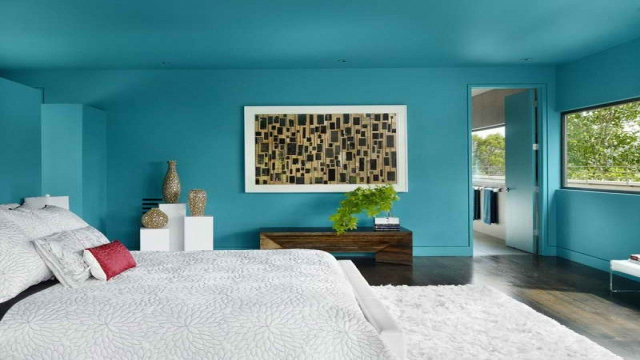 Best Nice Painted Rooms Cool Bedroom Ideas Paint Colors With Pictures