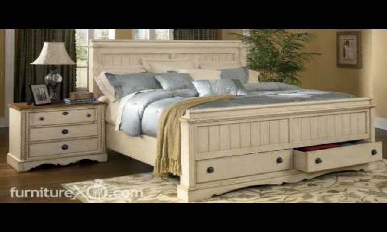 Best Colored Bedroom Furniture Antique White Distressed With Pictures