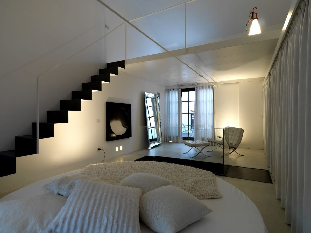 Best 25 Cool Space Saving Loft Bedroom Designs With Pictures