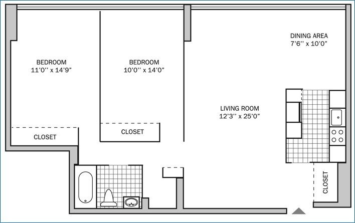 Best Floor Plans Towne House Apartments With Pictures