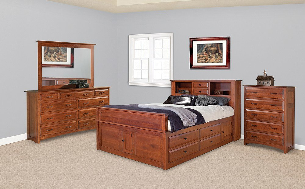 Best Top Furniture Northern Nh Daniel S Amish Solid Wood With Pictures