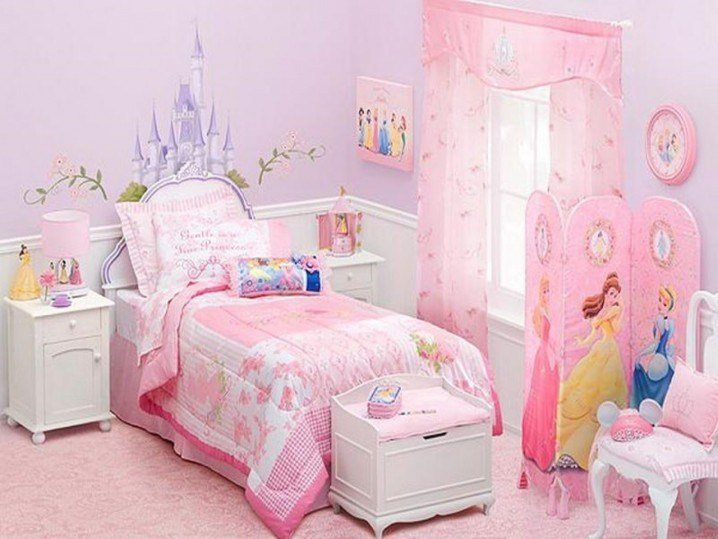 Best 15 Lovely Princess Themed Bedroom Ideas With Pictures