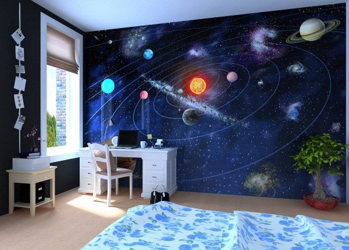 Best 20 Wonderful Galaxy Decor Ideas That Will Bring Magic Into Your Home With Pictures