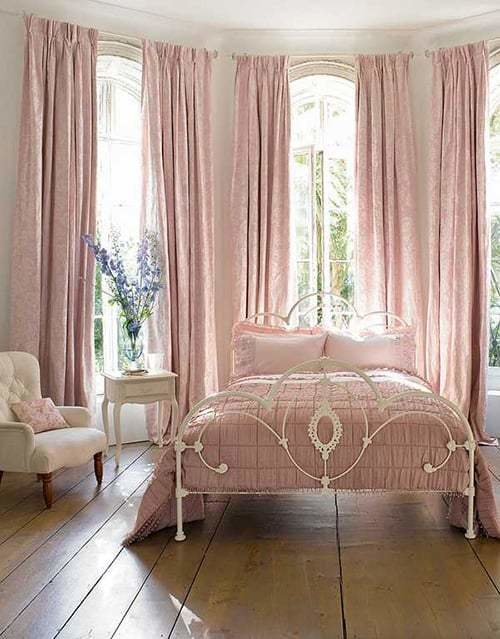 Best 35 Spectacular Bedroom Curtain Ideas The Sleep Judge With Pictures