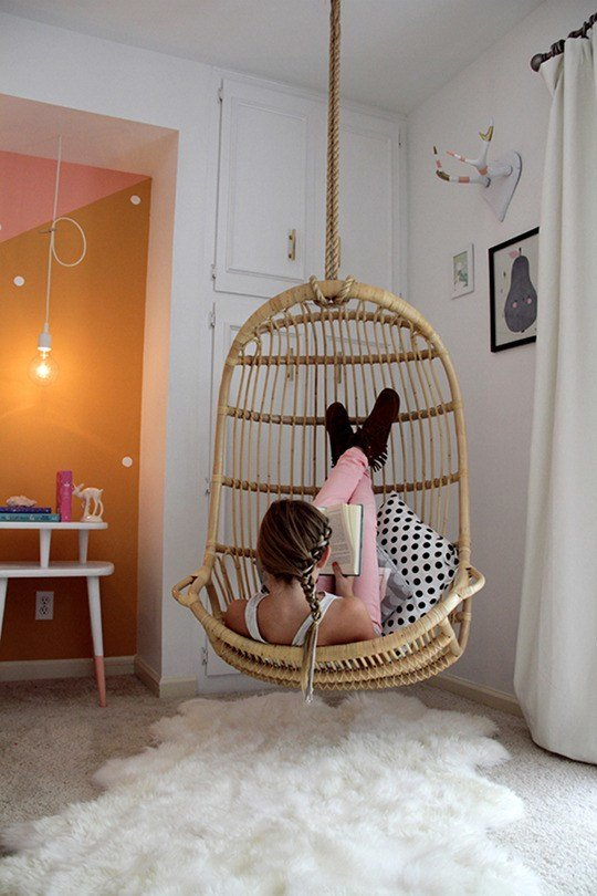 Best Awesome Spotting A Hanging Chair For Your Living Room With Pictures
