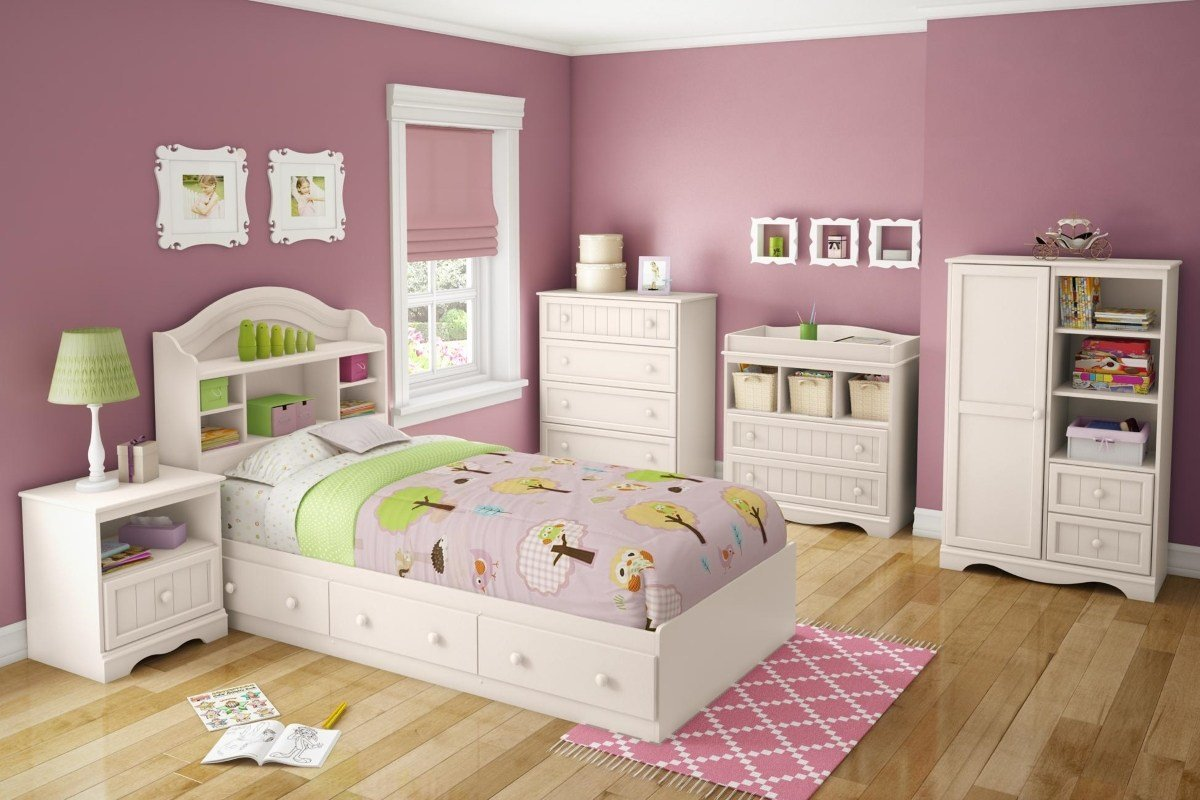Best How To Get The Right Kids Bedroom Furniture For Girls With Pictures