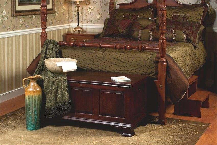 Best Reinvent Your Bedroom With A Handcrafted Amish Chest With Pictures