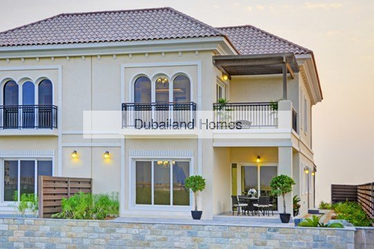 Best 3 Bedroom Luxury Dubai Villa For Rent With Polo Field Views With Pictures