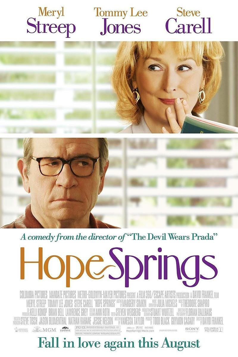 Best Hope Springs Dvd Release Date December 4 2012 With Pictures
