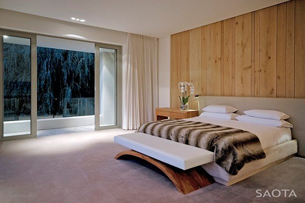 Best Modern Open House In South Africa Sees Architecture And Decor Pull Together Modern House Designs With Pictures