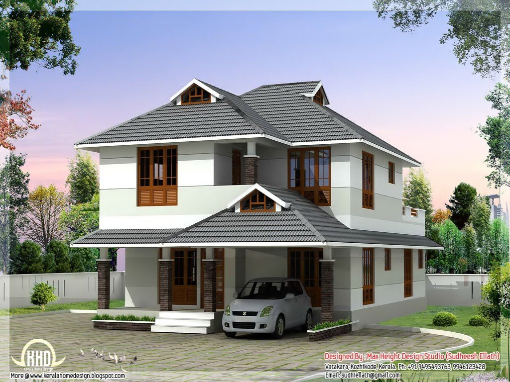 Best Beautiful 4 Bedroom House Plan Beautiful House Design With Pictures