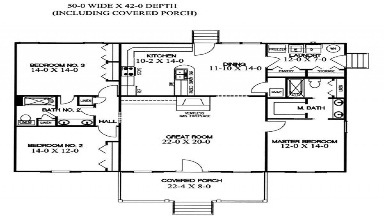 Best House Plans With Split Bedroom Floor Plans Master Bedroom With Pictures