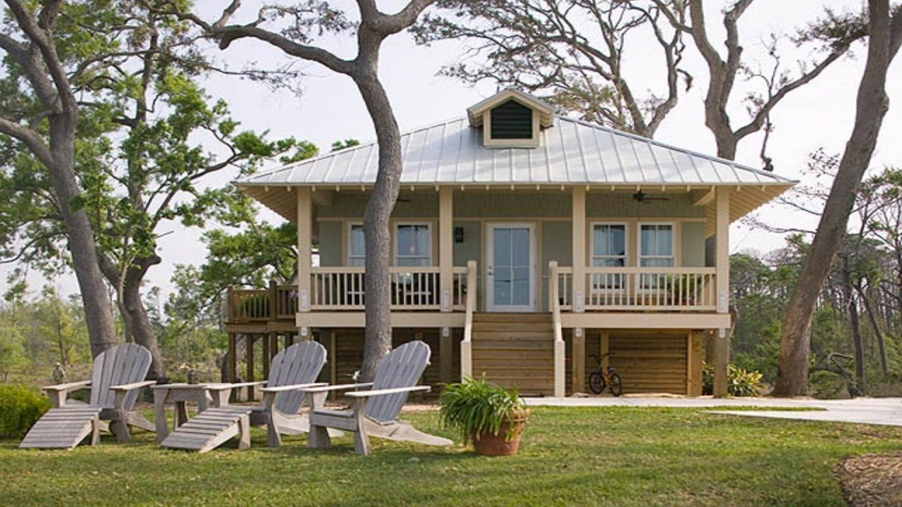 Best Small Seaside Cottage Plans Small Beach Cottage House With Pictures
