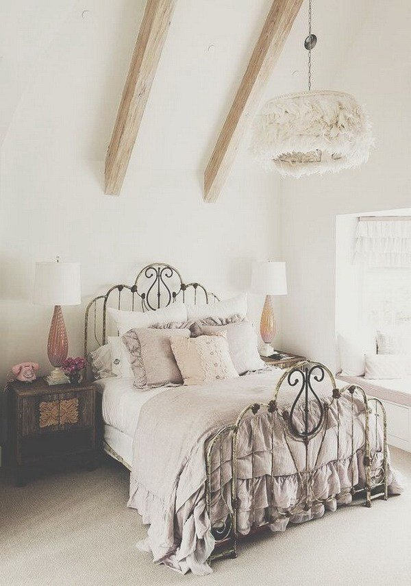 Best 33 Cute And Simple Shabby Chic Bedroom Decorating Ideas Ecstasycoffee With Pictures