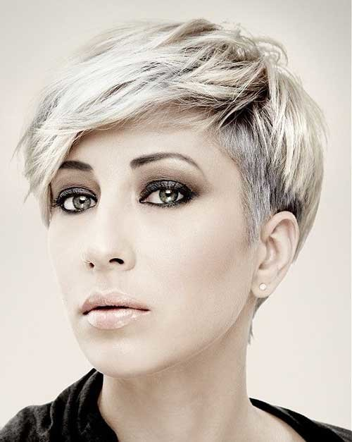 Free 20 Short Haircuts For Oval Face Short Hairstyles Haircuts 2018 Wallpaper