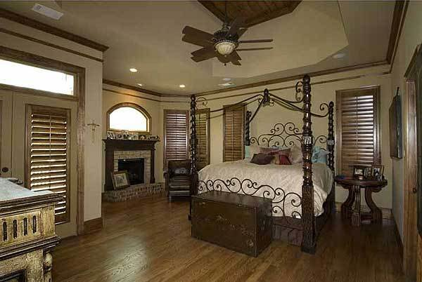 Best Plan W15667Ge Split Bedroom Craftsman Home Plan E With Pictures