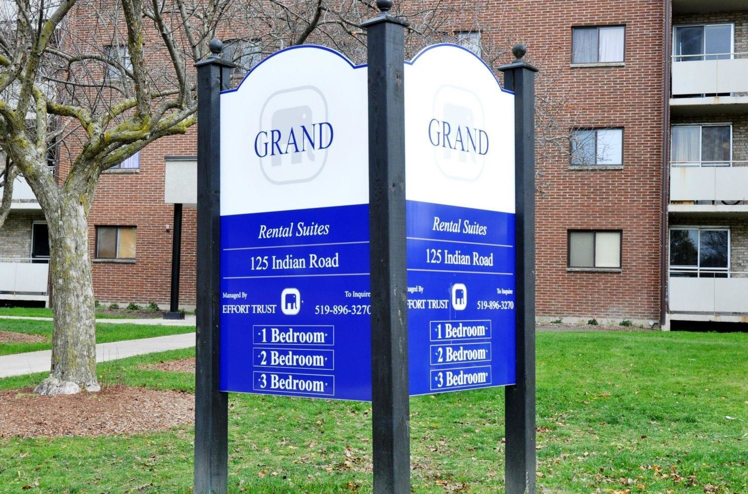 Best Grand Apartments 125 Indian Road Kitchener Effort Trust With Pictures