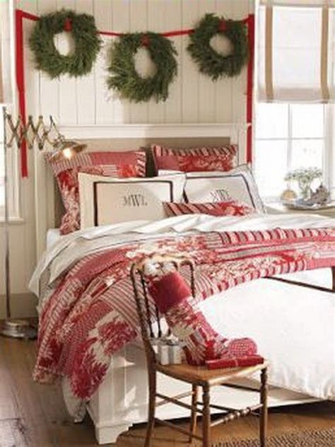 Best Elegant Interior Theme Christmas Bedroom Decorating Ideas With Pictures