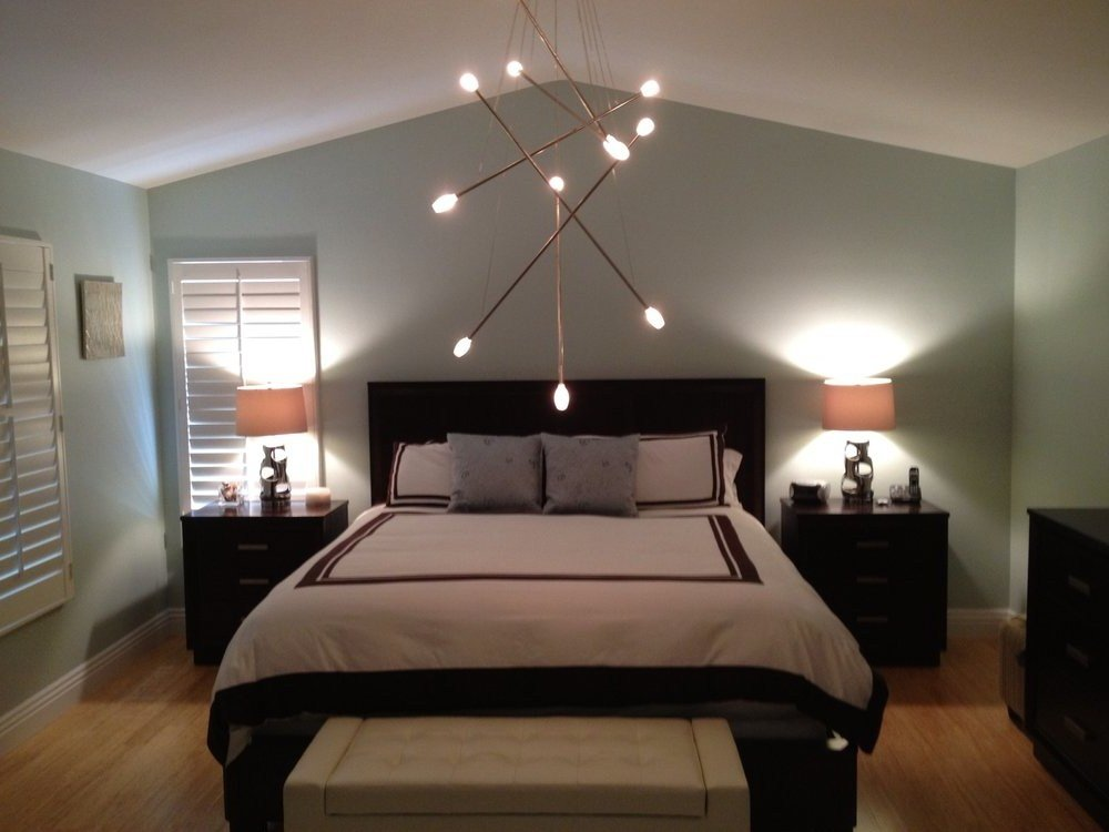 Best Modern Bedroom Lights Spectacular Ceiling Light In With Pictures