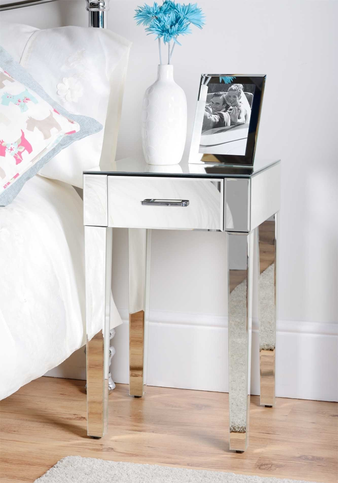 Best Glass Side Tables For Bedroom Small Living Room Ideas With Pictures