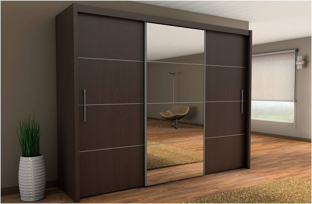 Best Sliding Wardrobe Door Designs Wardrobe Designs For Small With Pictures