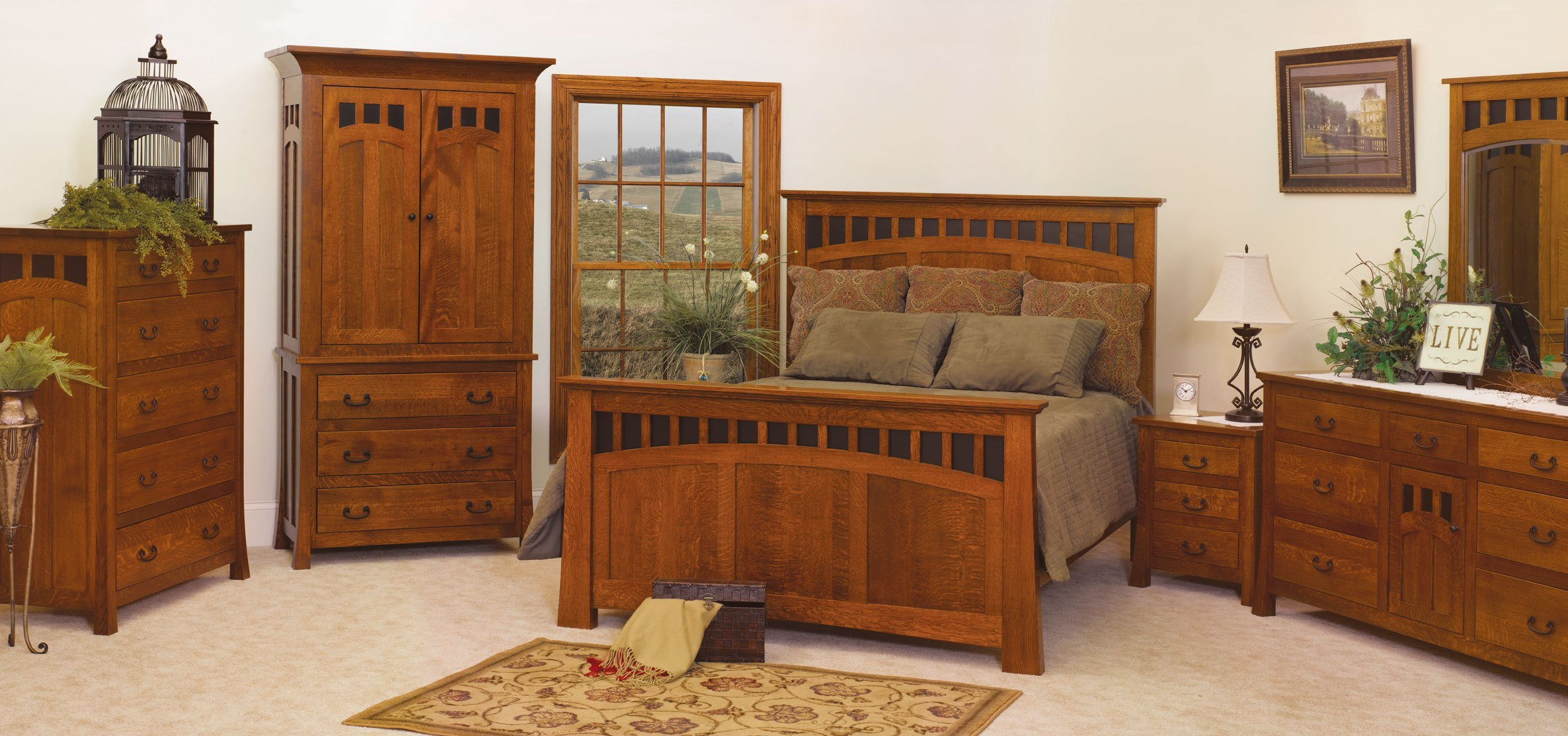 Best Bedroom Furniture Collection George Tasker King Charming With Pictures