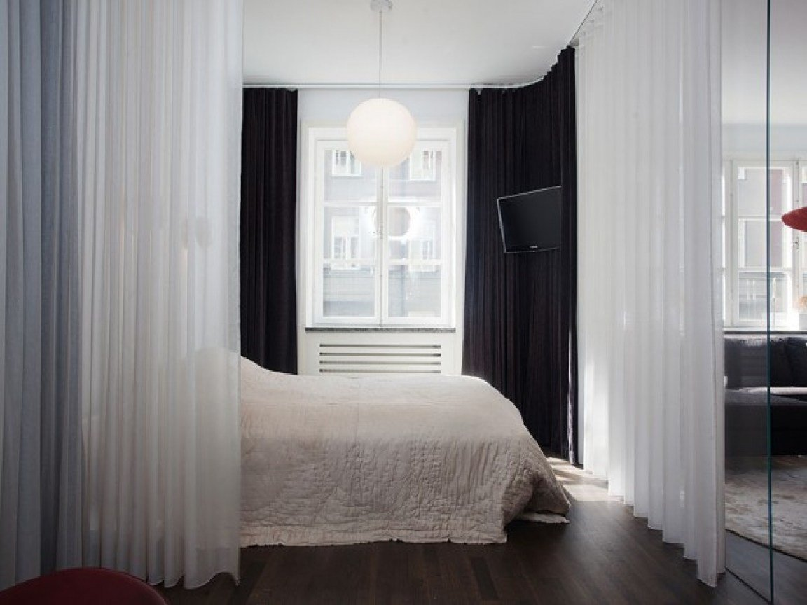 Best Ideas For Bedroom Curtains Bedroom With White Sheer With Pictures