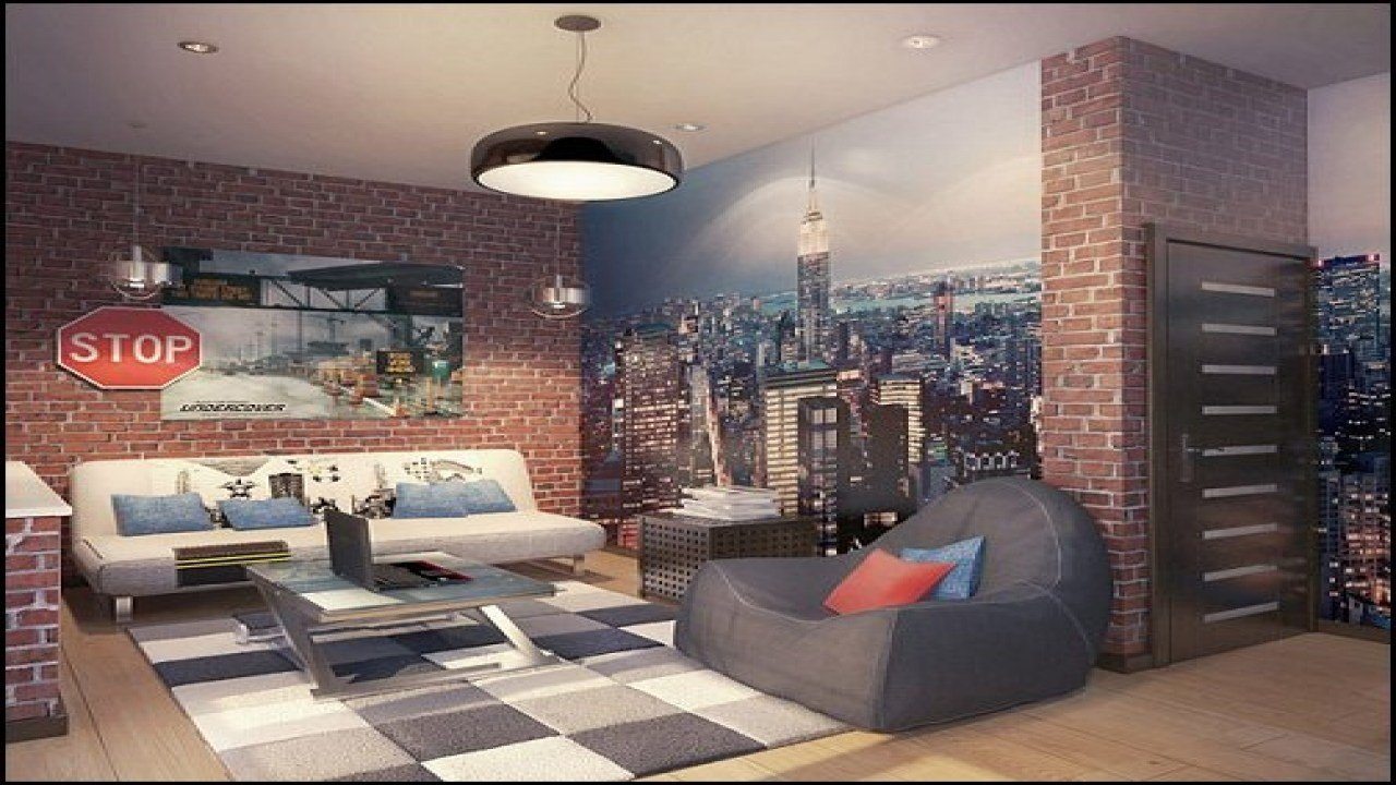 Best Contemporary Apartment Decor New York City Bedroom With Pictures