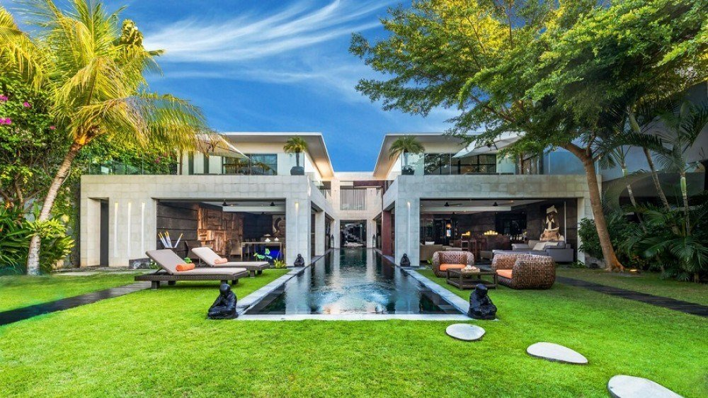 Best Luxury Five Bedroom Villa In Oberoi Seminyak Kibarer With Pictures