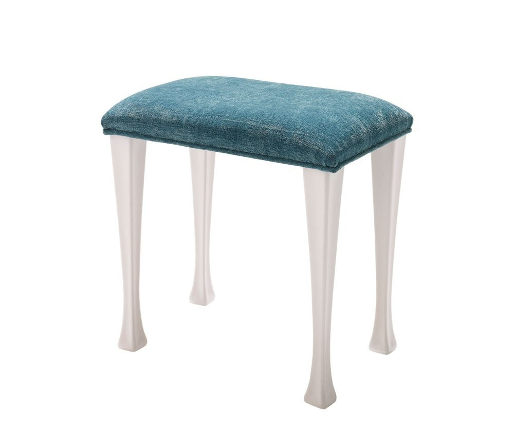 Best Kingsley Upholstered Bedroom Stool Fabric Options Uk Delivery With Pictures