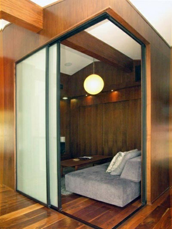 Best Sliding Doors As Room Divider – More Privacy In The Small With Pictures