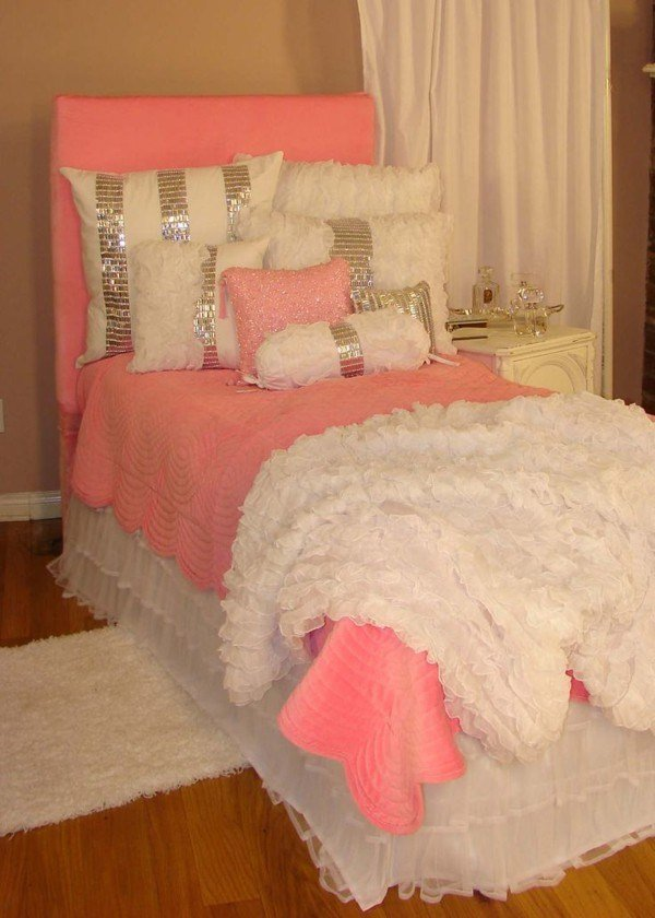Best You Could Have Pink Bedroom – What Are The Advantages And Disadvantages – Fresh Design Pedia With Pictures