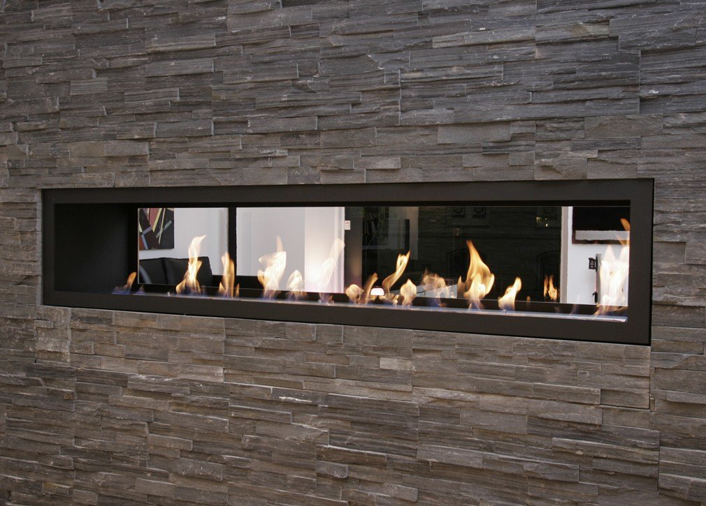 Best Decoflame Orlando Built In Bioethanol Fire Bespoke Bio With Pictures